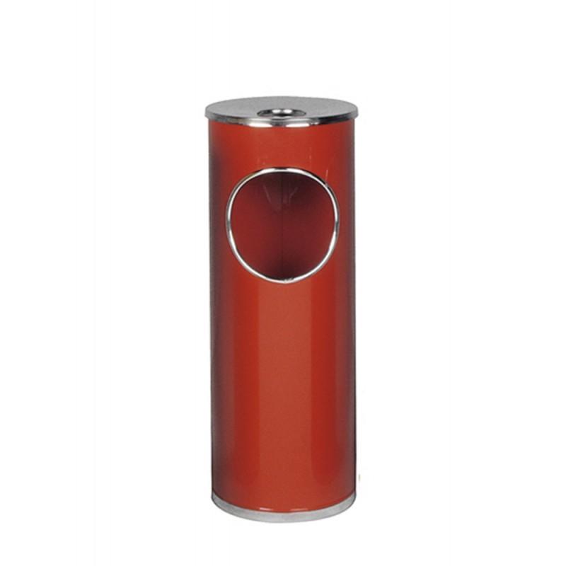 Cinzeiro papeleiro Tube 3 Cores