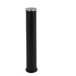 Cenicero Tube 9 Negro