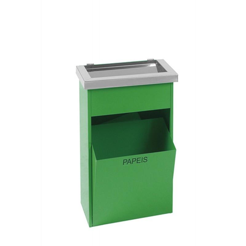 Cinzeiro papeleiro Box 3 Cores