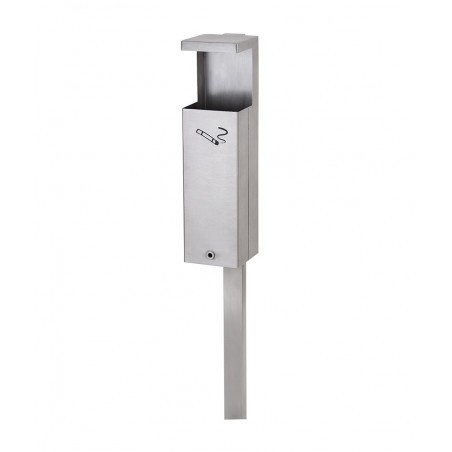 Cinzeiro Ash Pole Inox