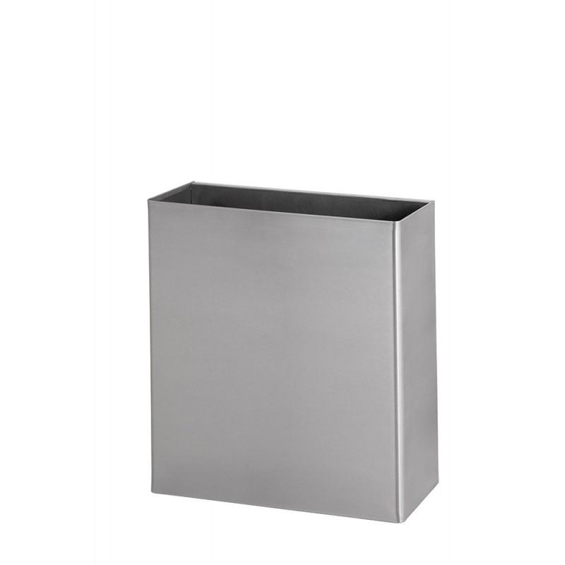 Papeleira Wall Box Inox