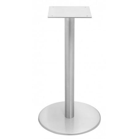 Square table 400 + Inox