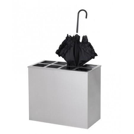 Umbrella Square Box Inox