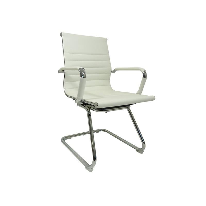 Cadeira Valência Branca s/ Rodas