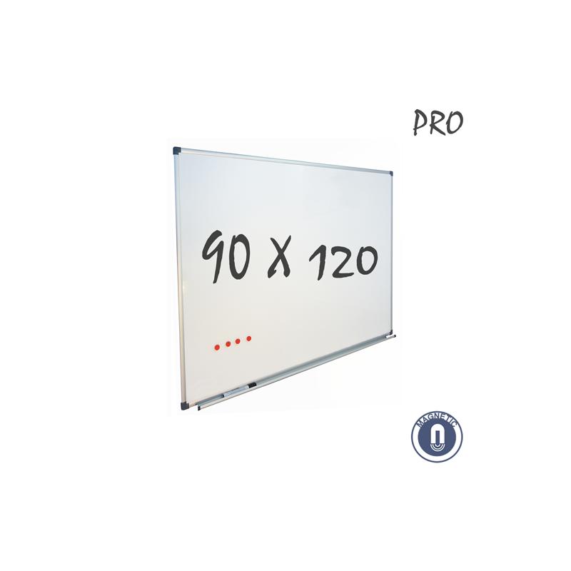 Quadro Branco Magnético/Porcelana 90X120 CM