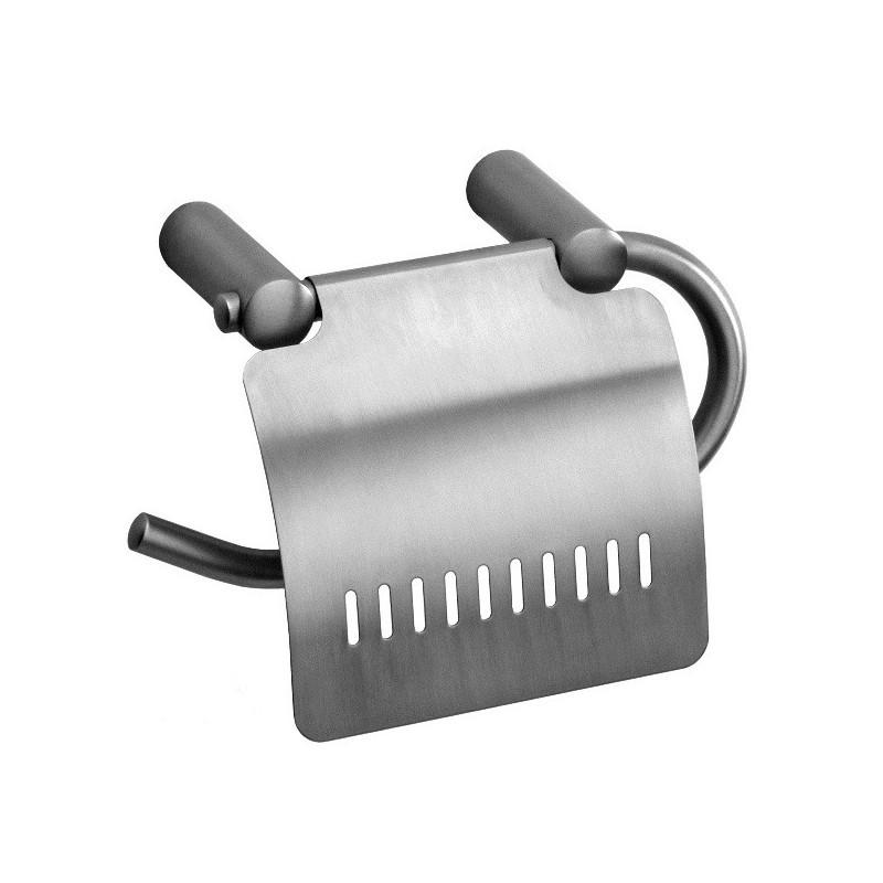 Porta Rolo fabricado em aço inox (AISI 303 e 304)