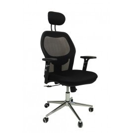 Cadeira Heavy Duty Preta