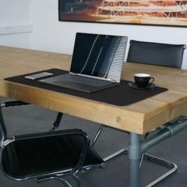 Mantel de mesa Negro 40x85 cm