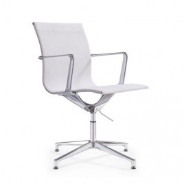 Cadeira Mónaco Branca