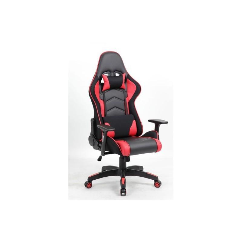 Cadeira Gaming Advanced Vermelha