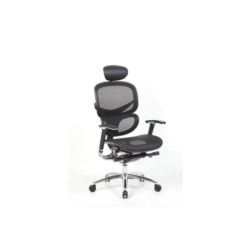 Cadeira Luxurious Comfort Preta