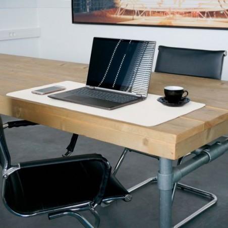 Mantel de mesa Blanco 40x85 cm