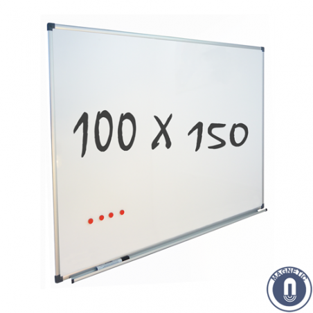 Quadro Branco Magnético 100X150 CM
