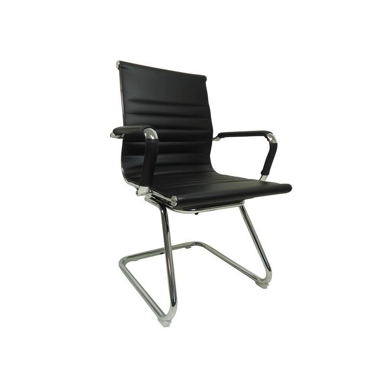 Cadeira Valência Preta s/ Rodas